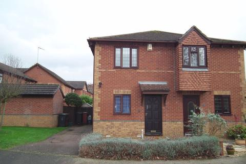 2 bedroom house to rent - Limoges Court, Duston