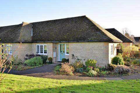 2 bedroom terraced bungalow for sale - Tixover Grange, Tixover, Stamford
