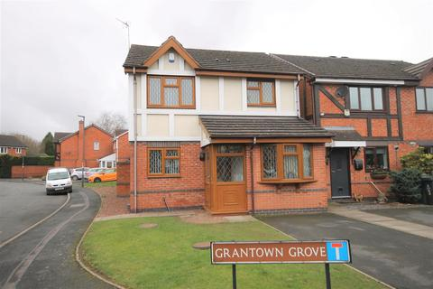 3 bedroom detached house for sale - Grantown Grove, Bloxwich, Walsall
