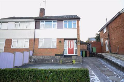 3 bedroom semi-detached house for sale - Pemberton Drive, Meir Heath