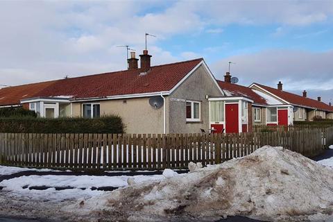 1 bedroom semi-detached house for sale - 1, Bridieswell Gardens, Gauldry, Fife, DD6