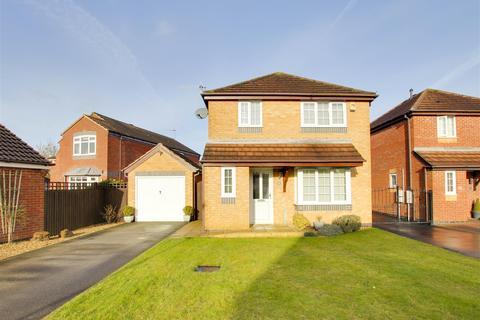 3 bedroom detached house for sale - Annies Close, Hucknall, Nottinghamshire, NG15 6FR