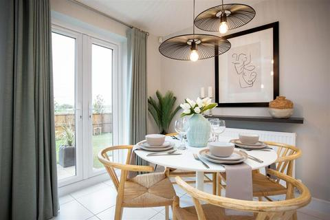 Taylor Wimpey - Robinsons Place - Plot 19, Wheatley House at St. Paul's Lock, Wheatley House WF14