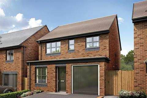 3 bedroom detached house for sale - The Aldenham - Plot 39 at Burleyfields, Stafford, Martin Drive ST16