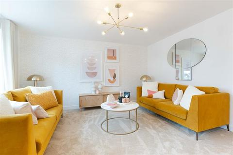 3 bedroom terraced house for sale - Plot 98 - The Byford at Riverside Walk, Wear Barton Road EX2