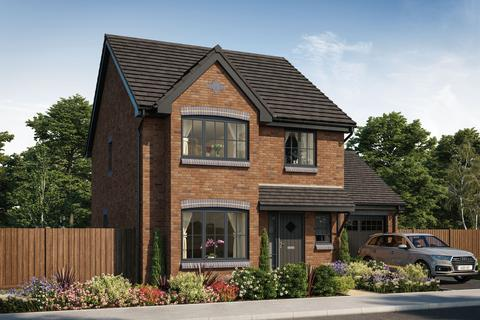 4 bedroom detached house for sale - Plot 97, The Scrivener at Abbey Heights, North Wallbottle Road, Lower Callerton NE15