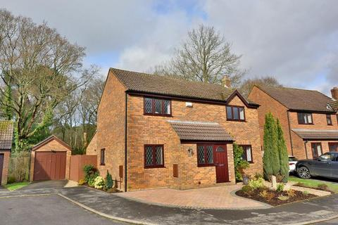 4 bedroom detached house for sale - Clifton Gardens, Ferndown, BH22 9BE