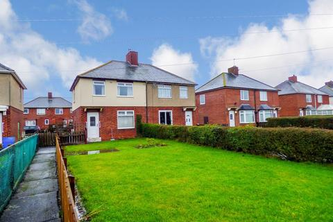 3 bedroom semi-detached house for sale - Grange View, Widdrington, Morpeth, Northumberland, NE61 5PG