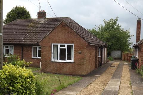 2 bedroom semi-detached bungalow for sale - Wollaston Road, Irchester, Northamptonshire, NN297DH