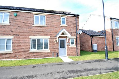 3 bedroom semi-detached house for sale - Dunnock Place, Wideopen
