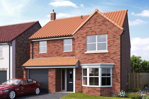 4 bedroom detached house for sale - Plot 13, Buckingham at Deira Park, Minster Way, Beverley HU17