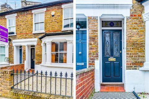 3 bedroom terraced house for sale - Fraser Street, Chiswick, London