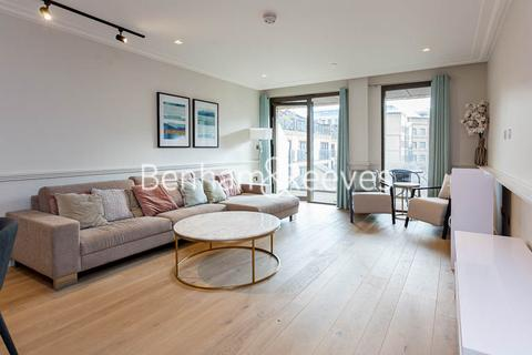2 bedroom apartment to rent - Queens Wharf 2 Crisp Road  Hammersmith W6