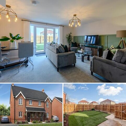 3 bedroom terraced house for sale - Plot 40, The Finch at Heron Park, Wyberton Low Road,, Boston, PE21