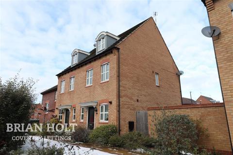 3 bedroom semi-detached house to rent - Sunbeam Way, Stoke
