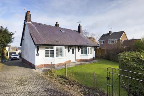 3 bedroom bungalow for sale - Queen Victoria Road, New Tupton, Chesterfield, S42 6DW