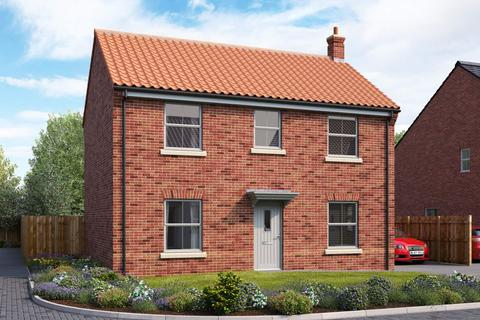Peter Ward Homes - Deira Park - Plot 72, The Chatsworth  at Castle Hill Grange, Castle Road HU16
