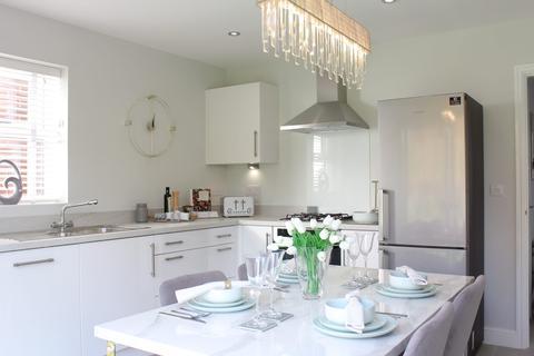 3 bedroom detached house for sale - Plot 16, Woburn at Deira Park, Minster Way, Beverley HU17