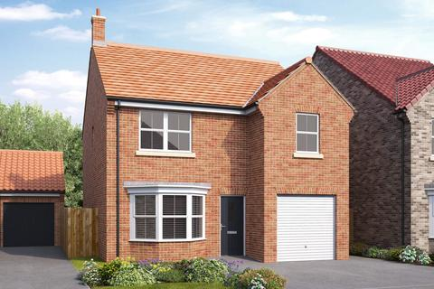 4 bedroom detached house for sale - Plot 25, Hertford at Deira Park, Minster Way, Beverley HU17