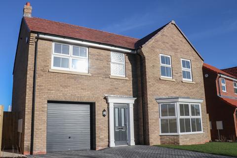 4 bedroom detached house for sale - Plot 40, Sandridge at Deira Park, Minster Way, Beverley HU17