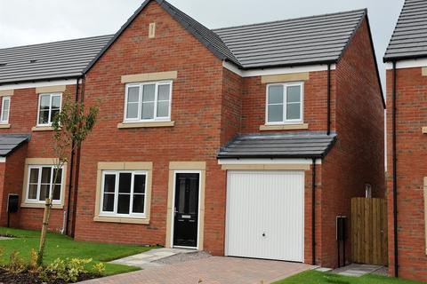 4 bedroom detached house for sale - Plot 35, The Roseberry  at Tawcroft, Old Torrington Road, Larkbear EX31