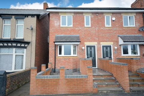 3 bedroom semi-detached house for sale - Station Road, Old Whittington, Chesterfield, S41 9AW