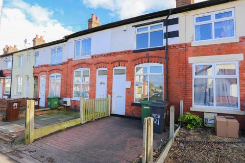 2 bedroom terraced house for sale - Burleigh Road, Wolverhampton, West Midlands, WV3