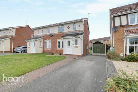 3 bedroom semi-detached house for sale - Sycamore Grove, Bracebridge Heath