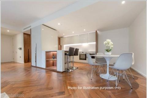 2 bedroom apartment for sale - The Modern, Embassy Gardens, Vauxhall, SW8