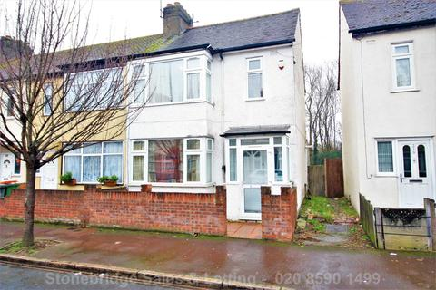 3 bedroom end of terrace house for sale - Grantham Road, Manor Park, E12