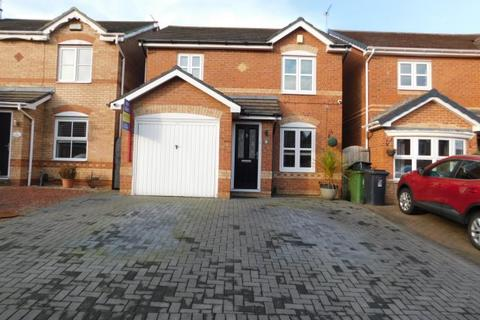 3 bedroom detached house for sale - THORNBURY CLOSE, HIGHFIELDS, HARTLEPOOL