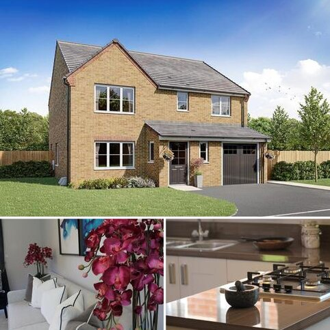 4 bedroom detached house for sale - Plot 9, The Lingfield at Farriers Reach, Off Main Road, Barleythorpe Oakham, Rutland LE15
