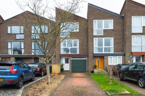 3 bedroom terraced house for sale - Plane Tree Way, Woodstock, Oxfordshire