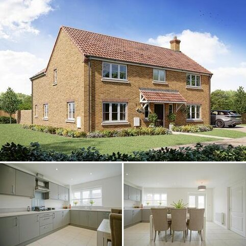 4 bedroom detached house for sale - Plot 9, The Oaklawn at Harriers Rest, Lawrence Road, Wittering, Cambridgeshire PE8