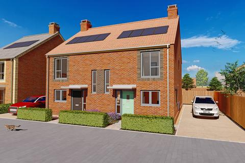 2 bedroom semi-detached house for sale - St Giles Park, Cringleford