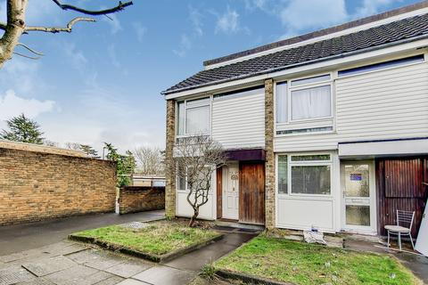 2 bedroom end of terrace house for sale - Alpine Close, Park Hill