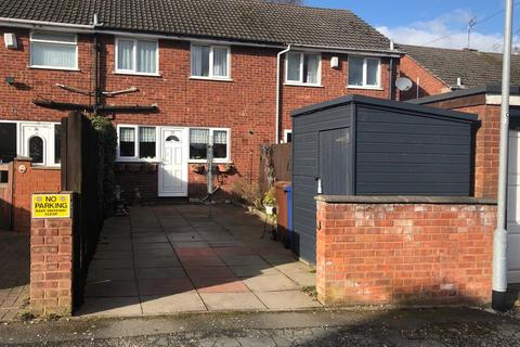 3 bedroom terraced house for sale - Campbell Close, Rugeley