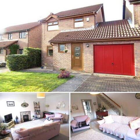 3 bedroom detached house for sale - Oakwood Drive, Clydach, Swansea, City And County of Swansea.