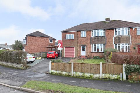 4 bedroom semi-detached house for sale - Lydgate Drive, Wingerworth, Chesterfield