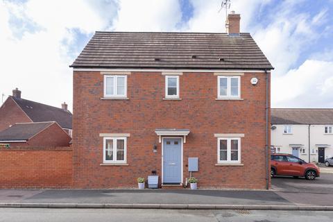 3 bedroom semi-detached house for sale - Nightingale Way, Tewkesbury GL20 7TW