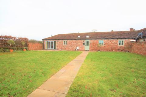 2 bedroom barn conversion to rent - Edge Grange Barn, Grange Lane