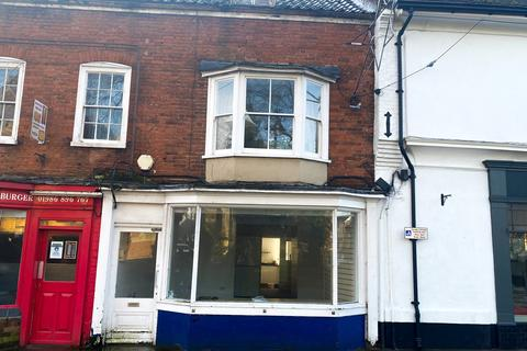 Ground floor flat to rent - St. Marys Street, Bungay