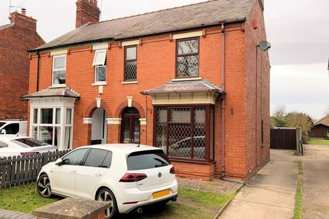 3 bedroom semi-detached house for sale - Doddington Road, Lincoln