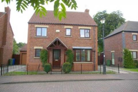 4 bedroom detached house to rent - Melrose Park, Off Keldgate, Beverley