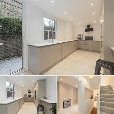 3 bedroom terraced house to rent - Elsley Road, London, SW11