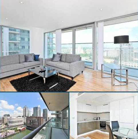 2 bedroom flat to rent - Landmark East Tower, 24 Marsh Wall, Canary Wharf, London, E14