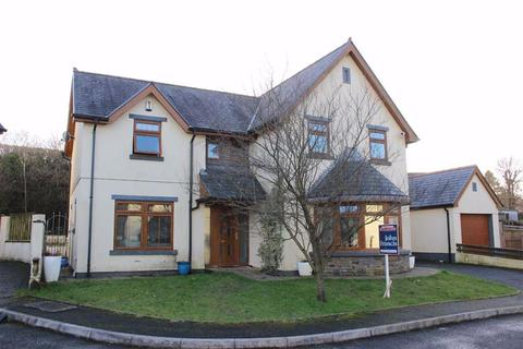 4 bedroom detached house for sale - Anchor Court, Blue Anchor, Penclawdd