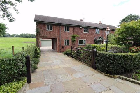 3 bedroom semi-detached house for sale - Prestbury Road, Over Alderley, Cheshire