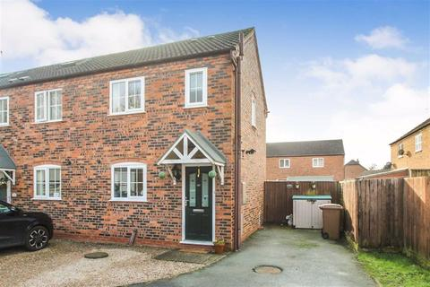 2 bedroom semi-detached house for sale - Cabin Lane, Oswestry
