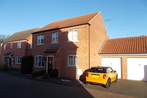 4 bedroom detached house to rent - Coppice Way, Bourne, PE10
